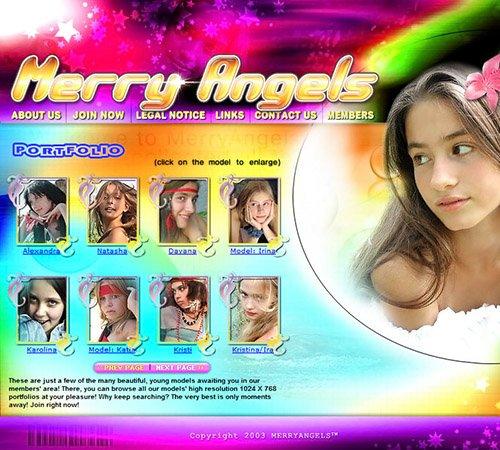Merry Angels by Dream Studio