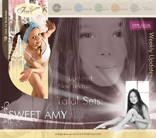 Sweet Amanda (Amy I) and Amy II