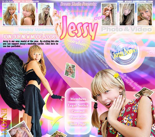Jessy-Sunshine by Dream Studio