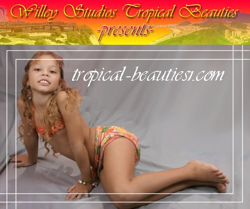 Willey Studios - Tropical Beauties