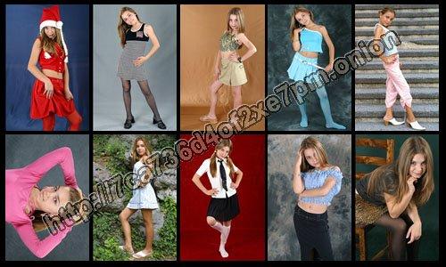 Mini-Models - Teresa